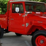 1978-Toyota-Land-Cruiser-HJ45-Pickup-frame-off-restoration-red-dallas-motorsports-mint-f
