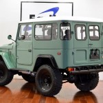 1973-toyota-land-cruiser-4x4- fj40-frame-off-green-rare-restoration-j
