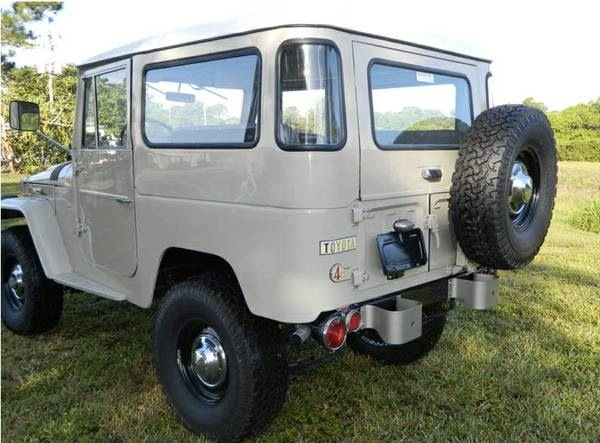 toyota-land-cruiser-1971-4x4-frame-off-restoration-tan-clean-mint-classic-car-b