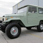 toyota-land-cruiser-fj40-1970-4x4-rare-clean-frame-off-restoration-green-japan-f