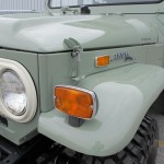 toyota-land-cruiser-fj40-1970-4x4-rare-clean-frame-off-restoration-green-japan-h