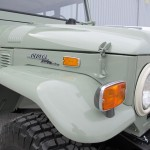 toyota-land-cruiser-fj40-1970-4x4-rare-clean-frame-off-restoration-green-japan-k