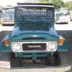 1980 Toyota Land Cruiser HJ45 Flatbed A