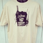 land cruiser of the day oil & gas series t shirt #1
