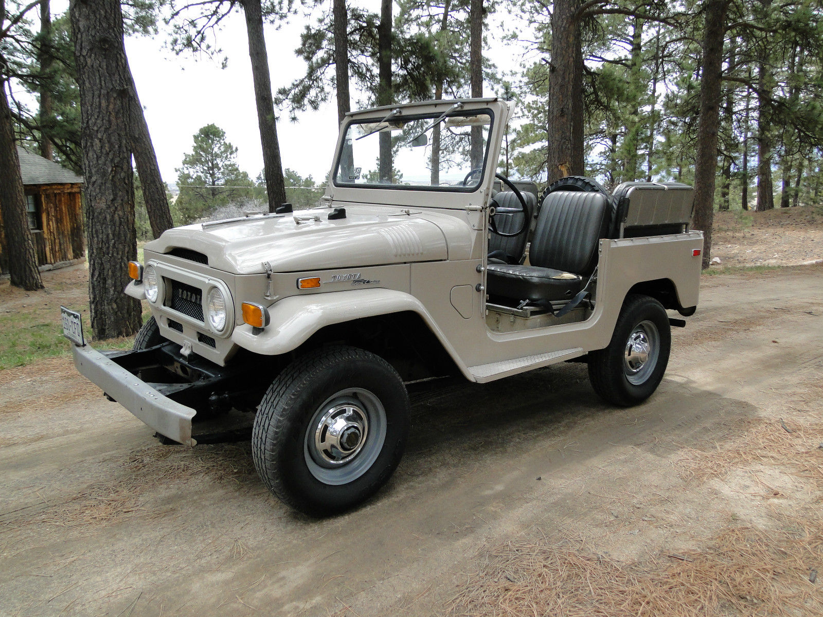 Cruisers For Sale Restored Toyota Land Bj40 Wiring Diagram Photos Of