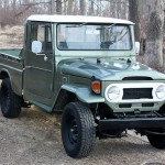 1975 Toyota HJ45 Pickup Safari Panels A