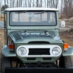 1975 Toyota HJ45 Pickup Safari Panels B