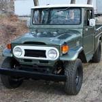 1975 Toyota HJ45 Pickup Safari Panels C