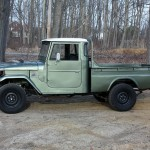 1975 Toyota HJ45 Pickup Safari Panels D