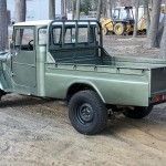 1975 Toyota HJ45 Pickup Safari Panels E