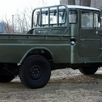 1975 Toyota HJ45 Pickup Safari Panels H