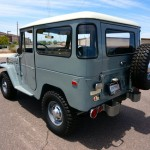 1973 FJ40 TOYOTA LAND CRUISER RESTORED CLEAN 4X4  D