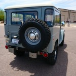 1973 FJ40 TOYOTA LAND CRUISER RESTORED CLEAN 4X4  E