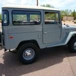 1973 FJ40 TOYOTA LAND CRUISER RESTORED CLEAN 4X4  F
