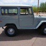1973 FJ40 TOYOTA LAND CRUISER RESTORED CLEAN 4X4  G