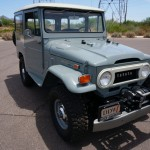 1973 FJ40 TOYOTA LAND CRUISER RESTORED CLEAN 4X4  I
