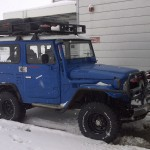 1980 -diesel- toyota- land- cruiser- fj40-right hand drive -g