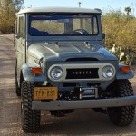 toyota land cruiser 1973 frame off restoration c