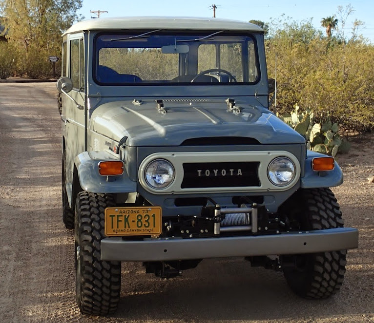 Toyota Land Cruiser Fj40 Wallpaper 1973 Toyota Land Cruiser