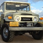 toyota land cruiser 1973 frame off restoration i