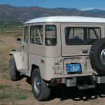 1971 toyota land cruiser clean restored fj40 d