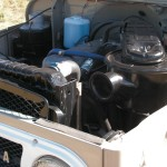 1971 toyota land cruiser clean restored fj40 f