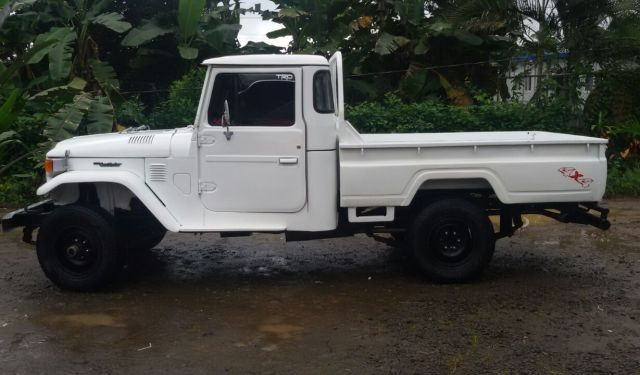 toyota bj45 land cruiser truck land cruiser of the day