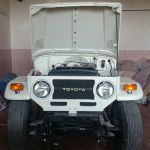 1975 Toyota Land Cruiser FJ43 soft top B
