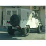1975 Toyota Land Cruiser FJ43 soft top G