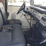 1975 Toyota Land Cruiser FJ43 soft top H