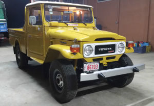 1985 Toyota Land Cruiser HJ47 A