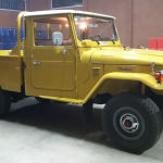 1985 Toyota Land Cruiser HJ47 C