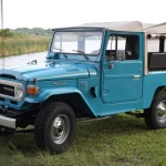 VOLCAN 4X4 RESTORED TOYOTA FJ43 LAND CRUISER SOFT TOP STOCK JAPAN B