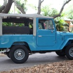 VOLCAN 4X4 RESTORED TOYOTA FJ43 LAND CRUISER SOFT TOP STOCK JAPAN D