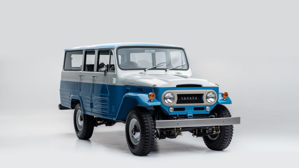 1964 Toyota Land Cruiser FJ45LV By The FJ Company t