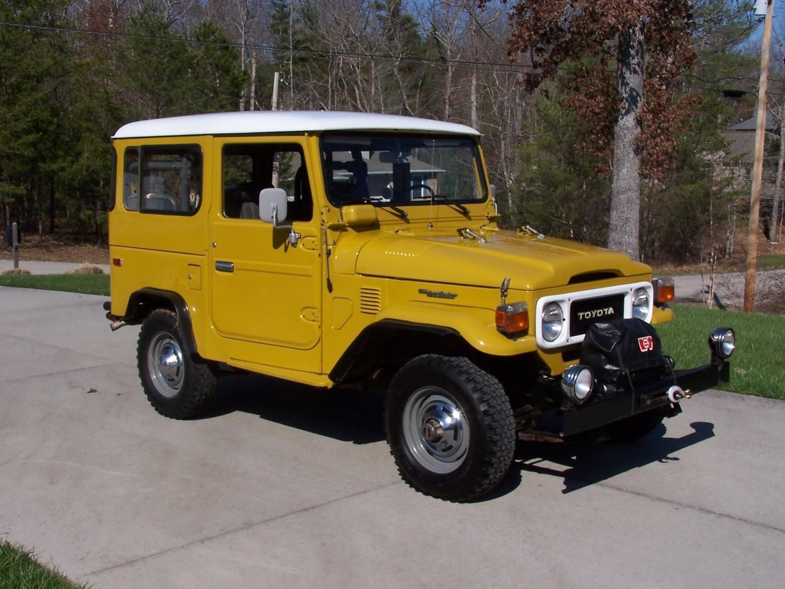 Land Cruiser Of The Day! – Enter the world of Toyota Land Cruisers