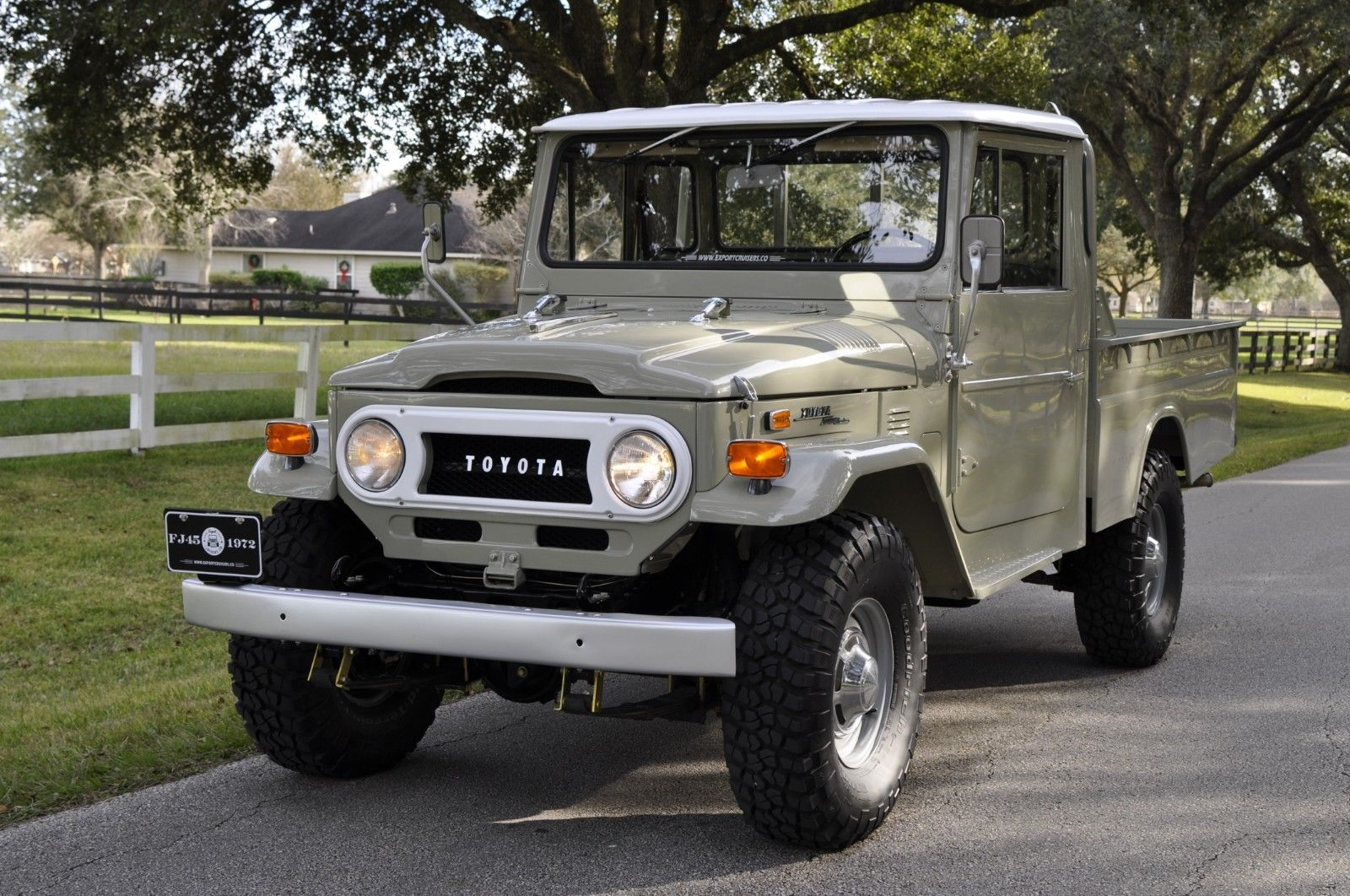 Land Cruiser Restoration Atlanta