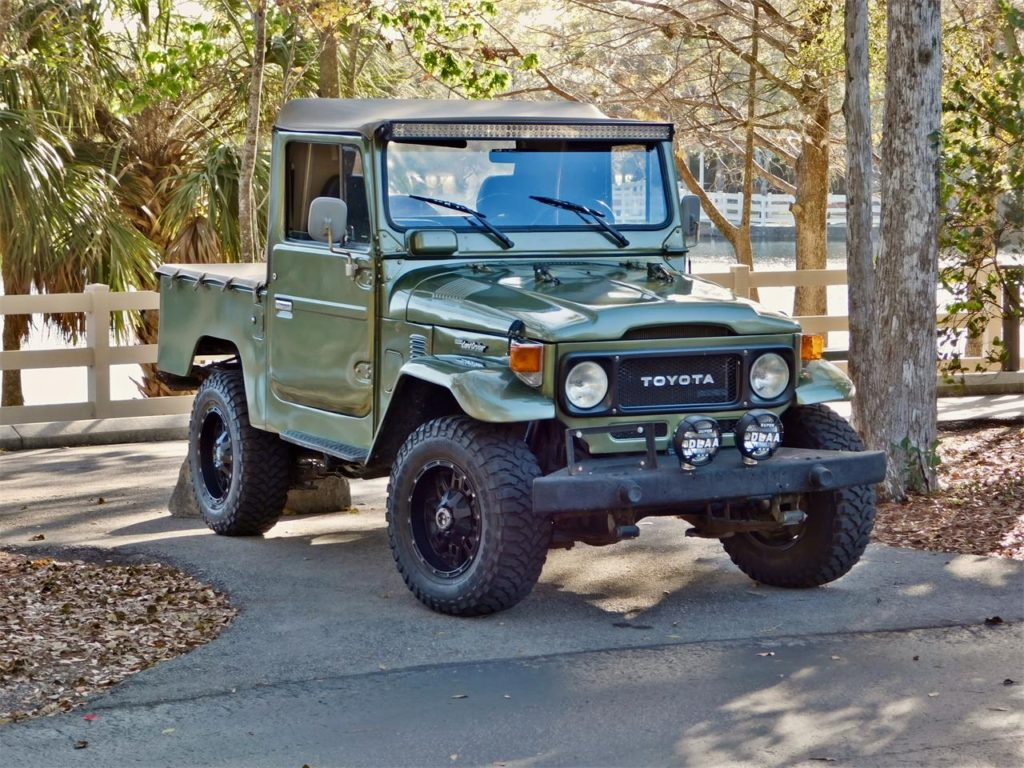 Land Cruiser Restoration >> Land Cruiser Of The Day Enter The World Of Toyota Land